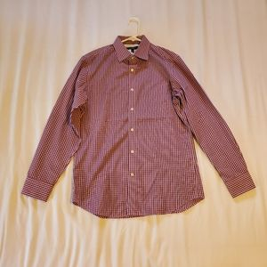 Banana Republic Shirts - Banana Republic Plaid Button Down Shirt